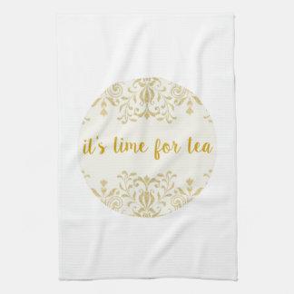 Tea Time Towels