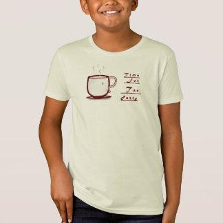 Tea time tshirt