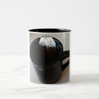 Tea Time Two-Tone Mug