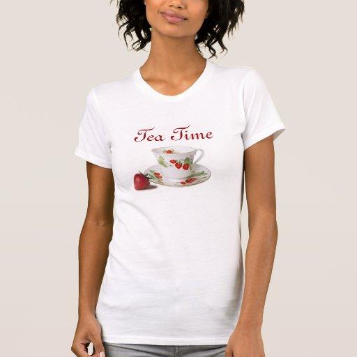 Tea Time womens shirt
