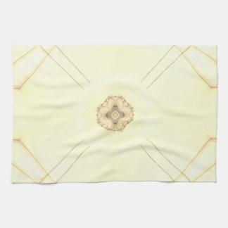Tea Towel Yellow Summer Feeling