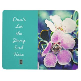 Tea Tree Blossom Notebook