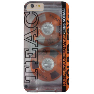 TEAC Audio Cassette Tape 52 OR Barely There iPhone 6 Plus Case