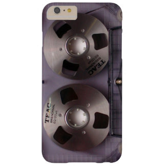 TEAC Audio Cassette Tape Barely There iPhone 6 Plus Case