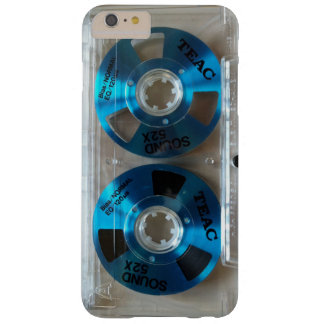 TEAC Audio Cassette Tape Sound 52 X Barely There iPhone 6 Plus Case