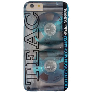 TEAC Audio Cassette Tape Sound 52X B Barely There iPhone 6 Plus Case