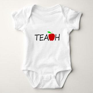 teach baby bodysuit