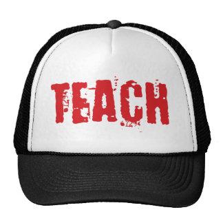 Teach Cap