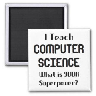 Teach computer science magnet