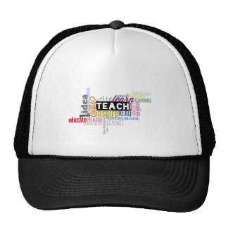 Teach. Learn. Grow. Cap