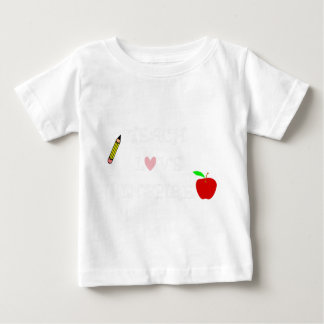 teach love inspire2 baby T-Shirt