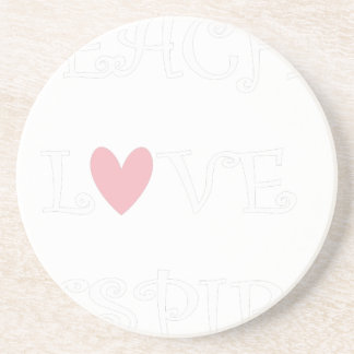 teach love inspire2 coaster