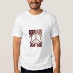 teach_love_not_war BurnOut Shirt