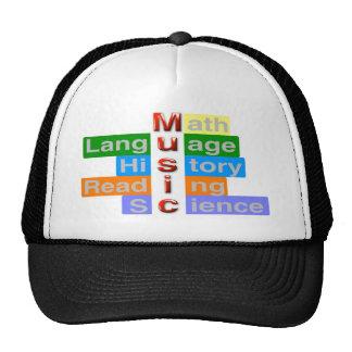 Teach Music Cap