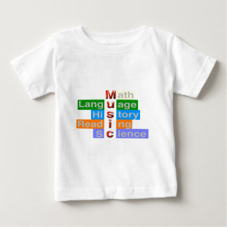 Teach Music Tshirt