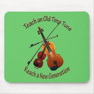 Teach Old Time Mousepad