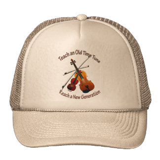 Teach Old Time Tune Hat