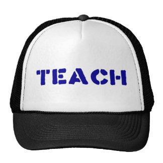 """""""Teach"""" Pride Cap"""