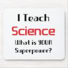 Teach science mouse pad
