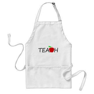 teach standard apron