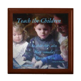 TEACH THE CHILDREN GIFT BOX