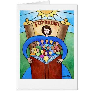 Teach Them Diligently Card