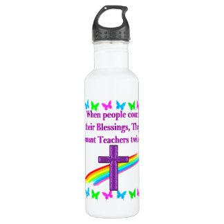 TEACHER APPRECIATION 710 ML WATER BOTTLE