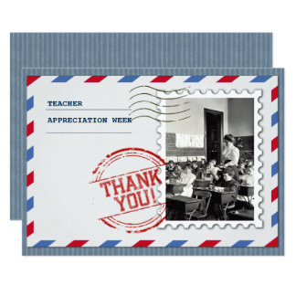 Teacher Appreciation Week. Customizable Cards