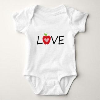 teacher baby bodysuit