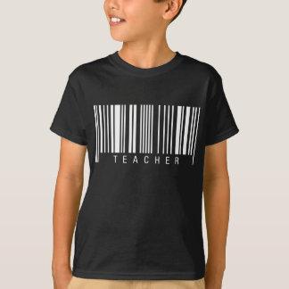 Teacher Barcode T-Shirt