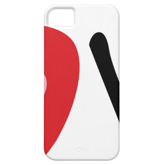 teacher barely there iPhone 5 case