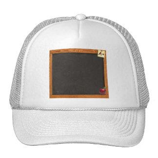 Teacher Chalkboard Mesh Hat