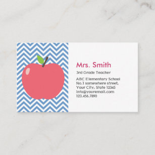 Cute Business Cards Zazzle Au