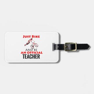TEACHER designs Luggage Tag