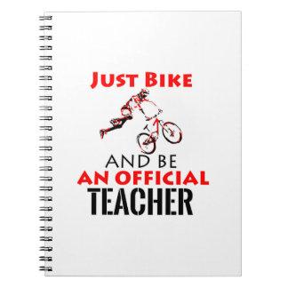TEACHER designs Notebook