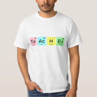 Teacher Elements T-Shirt
