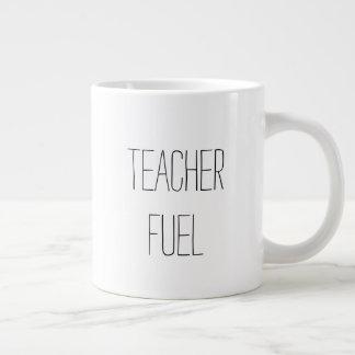 Teacher Fuel Large Coffee Mug