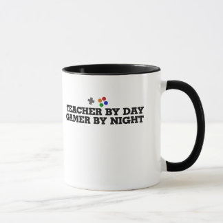 Teacher gamer mug