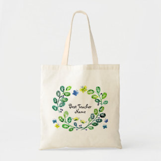 Teacher Gift under $15 Personalized Bags