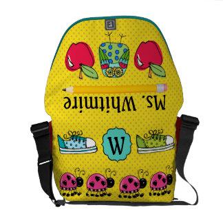 Teacher Messenger Bag - SRF
