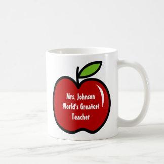 Teacher Mugs from Zazzle.