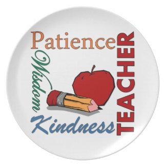 Teacher Plates