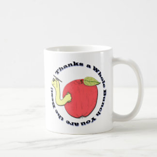 Teacher s Apple Mug