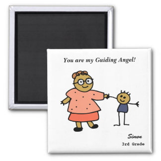 Teacher s Day_Magnet2 Personalize Refrigerator Magnet