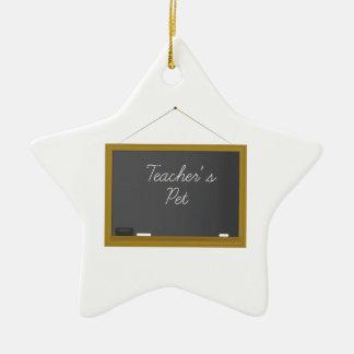 Teacher s Pet Christmas Ornaments