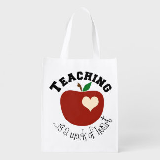 Teacher`s Reusable Bag