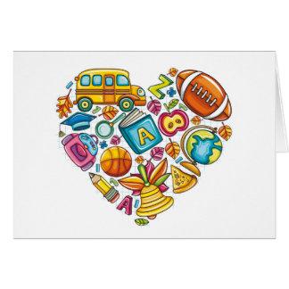 Teacher / School Card - SRF