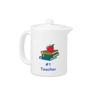 Teacher Tea Pot