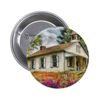 Teacher - The School House Pin