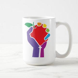 Teacher UniTee Mug (Rainbow)